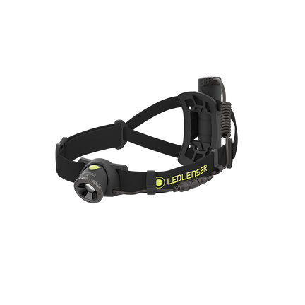 NEO10R Black Rechargeable Headlamp