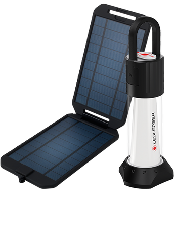 ML6 and Extreme Solar Panel Combo | Lantern & Solar Charger
