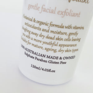 Gentle Facial Exfoliant