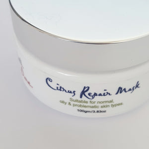 Truth or Dare Citrus Repair Mask