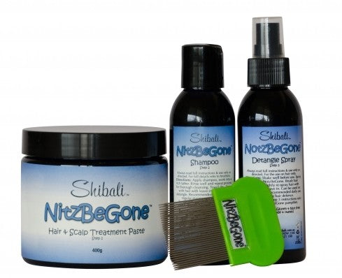 NitzBeGone Treatment Kit - FAM