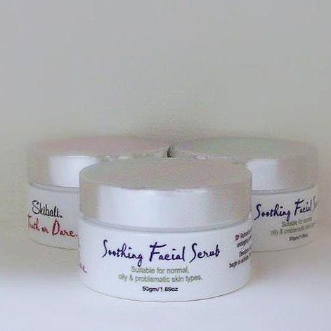 Soothing Facial Scrub