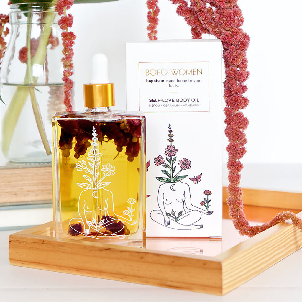 BOPO Women Self Love Body Oil