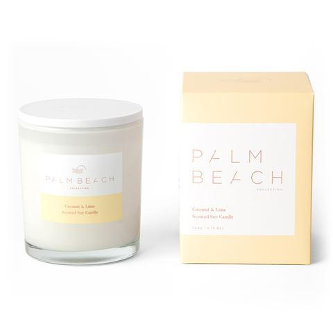 Palm Beach scented candle 420g
