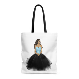 Tulle Skirt Tote Bag