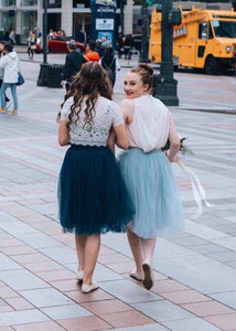 Custom Claire Soft Tulle Skirt