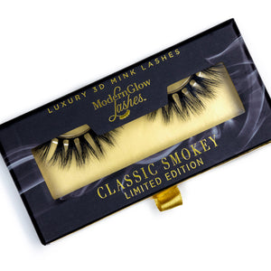 Classic Smokey • Limited Edition  -  Luxury 3D Mink Lashes