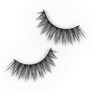 "#1. ""Ready, Set, Go!""  3D Silk Lash Set"