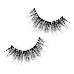 "#2. ""Ready, Set, Go!""  3D Silk Lash Set"