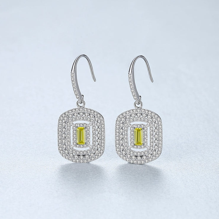 'Marziana' Earrings - Sterling Silver