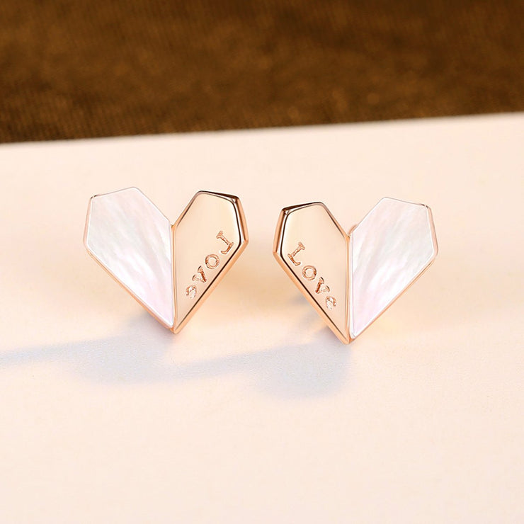 'Iride' Earrings - 18K Gold & Sterling Silver