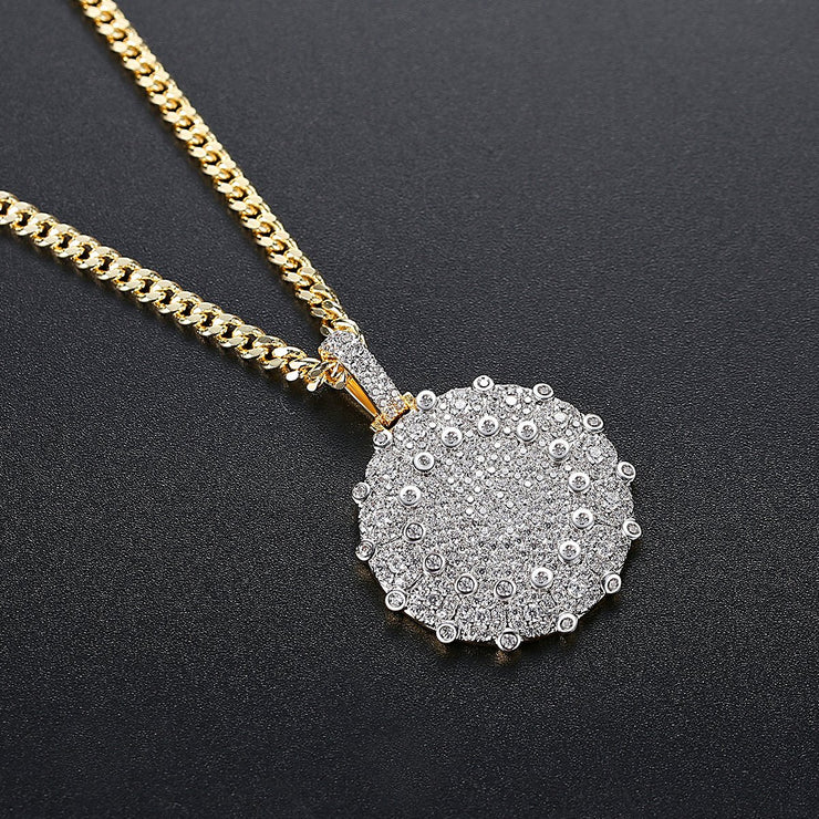 'FIELDING ST' 6ct Necklace - 18K Gold Finish