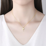 'Origa' Necklace - 18K Gold Finish