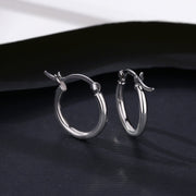 'Danta' Earrings - Sterling Silver