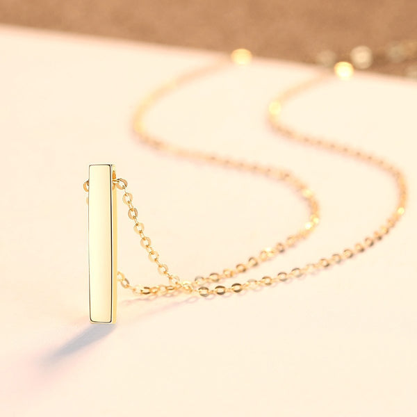 Gift for women gift for girl birthday present men girlfirend wife daughter14K Gold Necklace Women Jewelry
