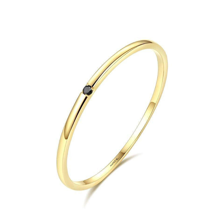 14K Gold Ring Jewelry for Women Gemstones Wedding Party Gifts