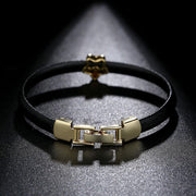 Gift for women gift for girl birthday present men girlfirend wife daughter18K Gold Plated Fashion Jewelry Bracelet for Women
