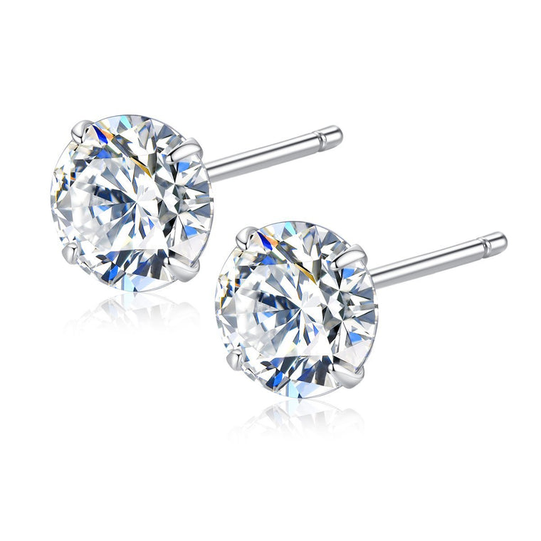 925 Sterling Silver Stud Earrings Studs Jewelry