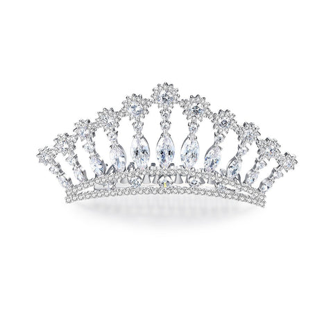wholesale and dropshipping Women's Bride Bridesmaids Crown Hairband Wedding Hair Accessories Headdress