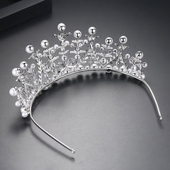 Gift for women gift for girl birthday present men girlfirend wife daughterWomen's Bride Bridesmaids Crown Hairband Wedding Hair Accessories Headdress