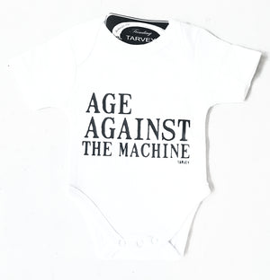 AGE AGAINST THE MACHINE  Romper