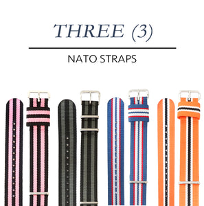 ANY Three NATO Straps
