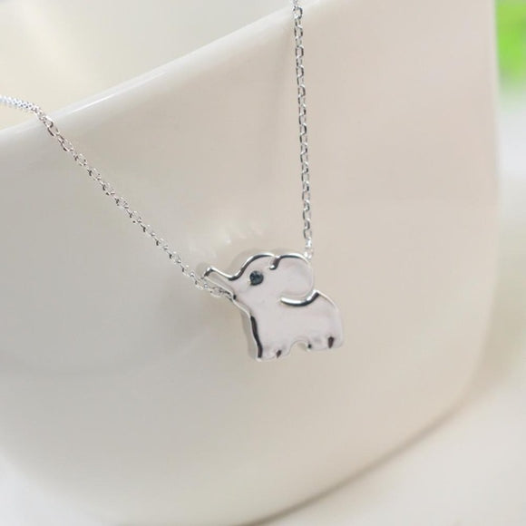 Adorable Elephant pendant Necklace