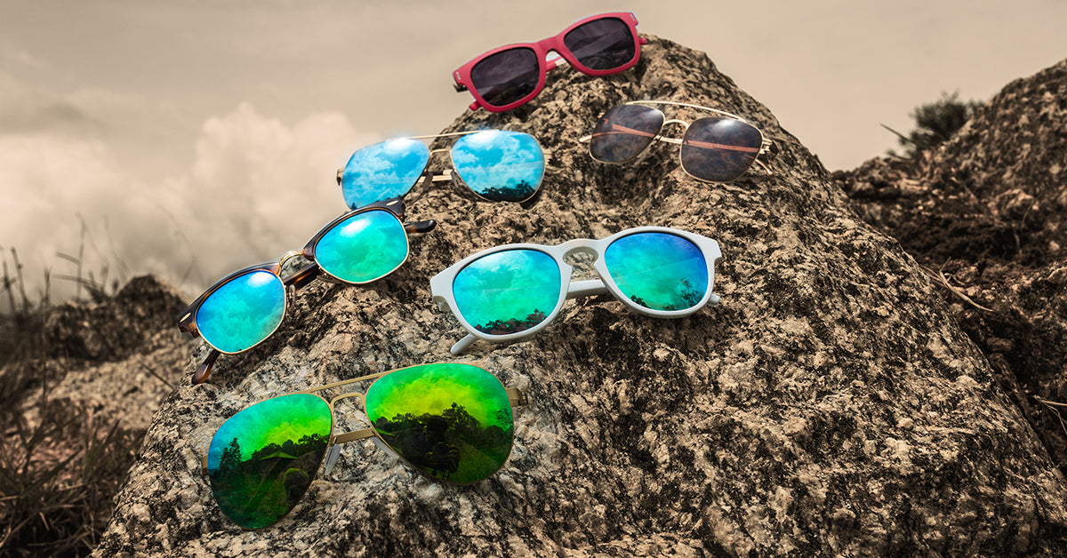 Glassic: When Sunglasses Are Polarised What Does That Mean