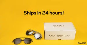 Lighting Fast, 24-Hour Shipping Is Now A Reality At Glassic