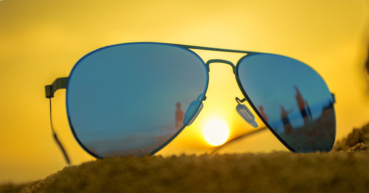 Glassic Answers: Are Sunglasses Waterproof?