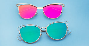 Cat Eye Sunglasses Glassic