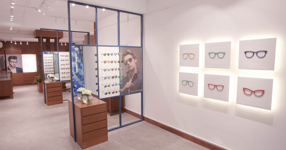 Glassic's New Flagship Store In Indiranagar Is Not Your Run-Of-The-Mill Eyewear Space