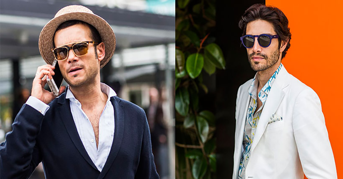 Glassic Anwers: What Sunglasses Are In Style For Men In 2018