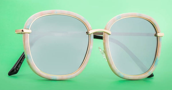 Faith Oversized Sunglasses Glassic