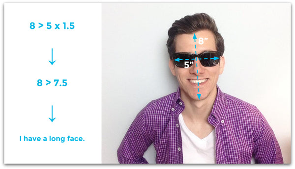 Measure Your Face Length
