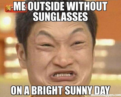 Sunglasses meme Glassic