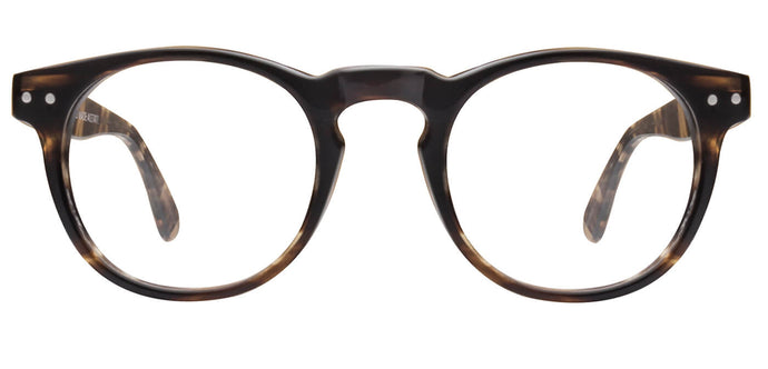 Glassic - Arrant in Brown Marble For Men Eyeglasses For Men