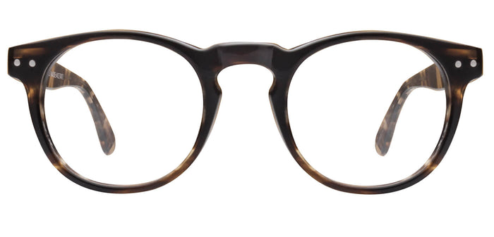 Glassic - Arrant in Brown Marble For Women Eyeglasses For Women