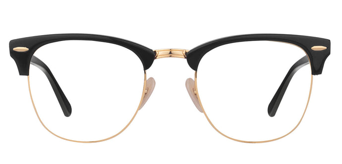 Glassic - Stout in Midnight Black For Men Eyeglasses For Men