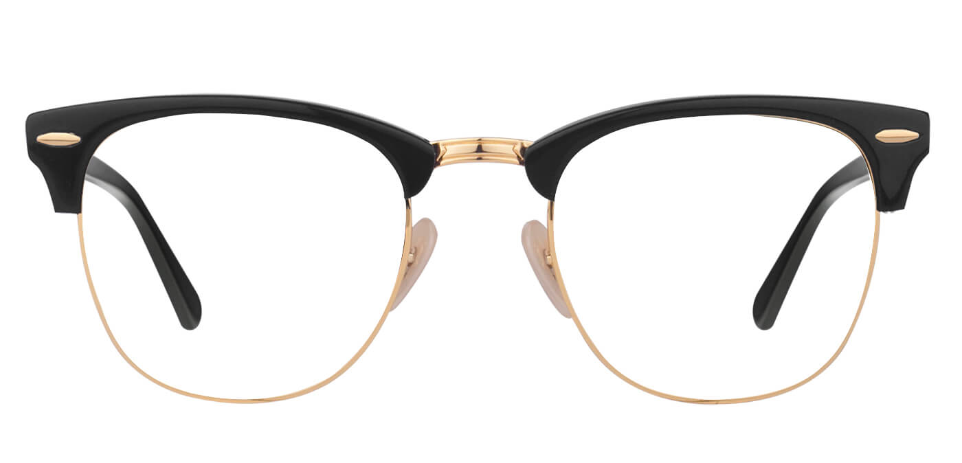 Glassic - Stout in Midnight Black For Women Eyeglasses For Women