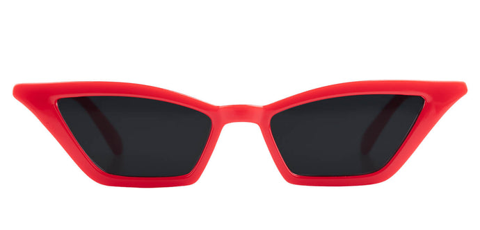 Cherry Cateye Sunglasses for Women Daunt Front