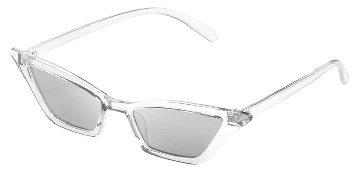 Crystal Cateye Sunglasses for Women Daunt Side
