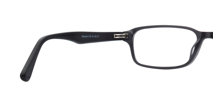 Raymond in Midnight Black For Men