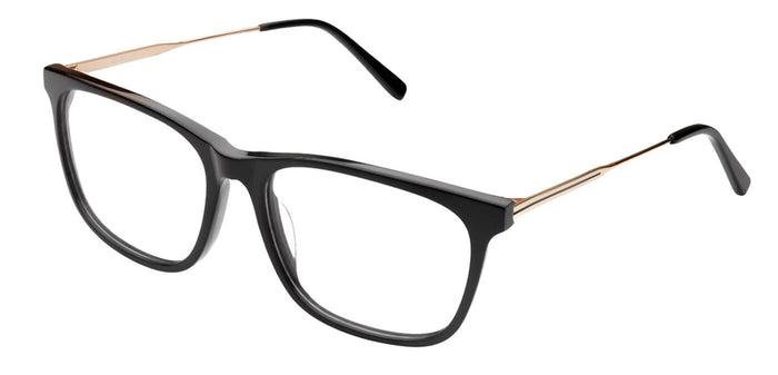 Troy in Midnight Black For Men