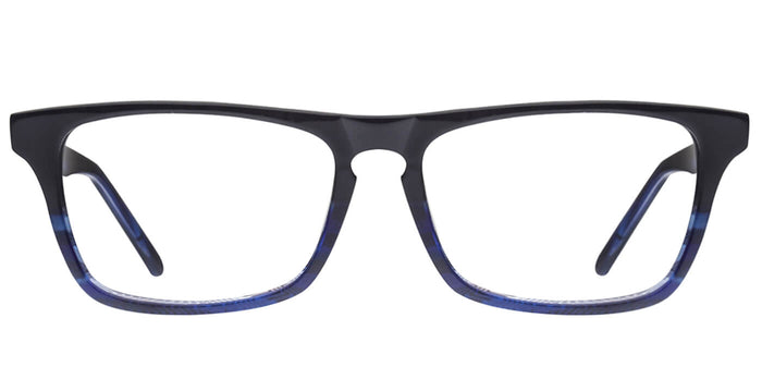 Grunge in Midnight Blue Fade For Women