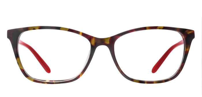 Pearl in Tortoise Red For Women
