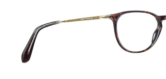 Loop in Tortoise For Men