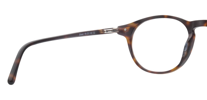 Sheer in Tortoise For Women
