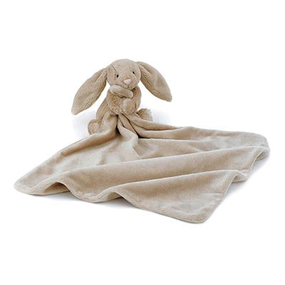 Jellycat- Bashful Comforter- Beige (NEW IN)