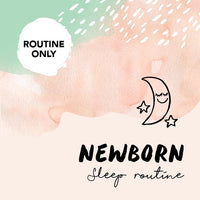 0-3mths Essential Newborn Routine (only)